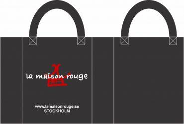 Logotyp La Maison Rouge